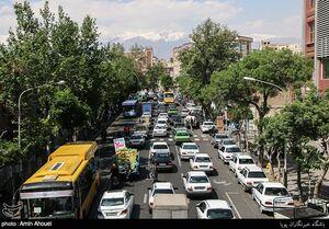 مهربانی با جانباز شیمیایی؛ وسط هیاهوی شهر
