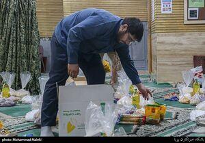 """عکس/ حالوهوای جهادیها در """" کمک مومنانه"""""""