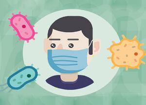 پویانمایی یونیسف درباره اهمیت استفاده از ماسک
