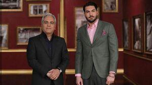 فیلم/تست بازیگری جالب مهران مدیری از حقیقی