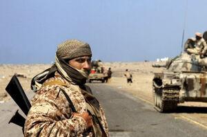 تقابل نواب امارات و عربستان در جنوب یمن