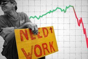 بیکاری کرونا - کراپشده