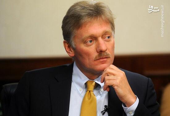 کرملین: رویکرد مسکو در قبال تحریم «نورد استریم ۲» منفی است