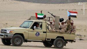 فیلم/ درگیری مزدوران امارات و عربستان در یمن