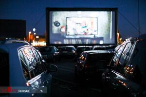سینمای ماشین رو در بحبوحه شیوع کرونا