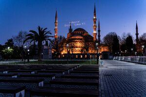 عکس/ ترکیه در قرنطینه