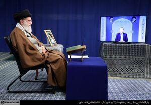 فیلم/ اتفاق جالب در محفل انس با قرآن در حضور رهبر انقلاب