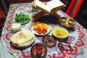 فیلم/ توصیههای غذایی در ماه رمضان
