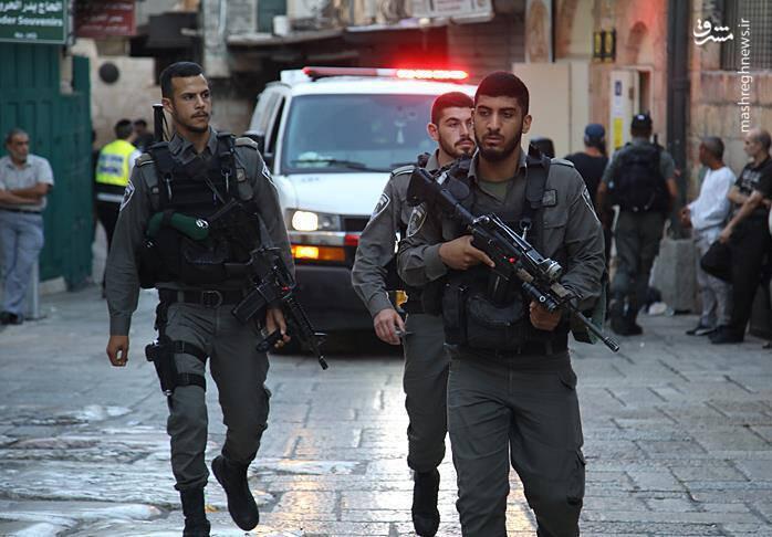 فیلم/ دستگیری پسر 10 ساله فلسطینی