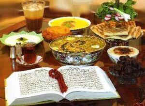 «افطار» و «سحر» چه غذایی بخوریم؟