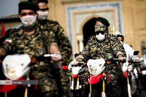 عکس/ فعالیت بسیج در روزهای کرونایی