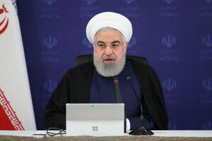 جلسه ستاد ملی مدیریت کرونا باحضور روحانی