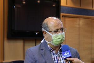 آمار بستریهای کرونایی تهران در شبانه روز گذشته