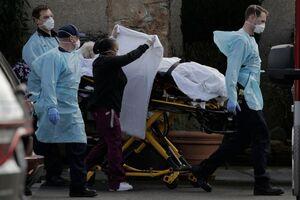 ماجرای افزایش ناگهانی ۳۸۱۱ نفری قربانیان کرونا در انگلیس