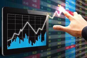 بازار بورس نمایه
