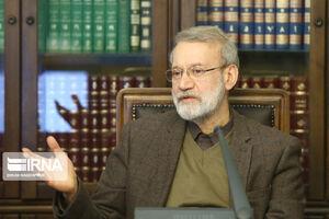 نتیجه آخرین تست کرونا از علی لاریجانی منفی شد