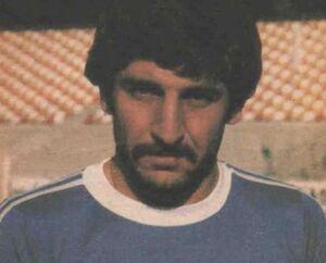 عکس/ تنها بازیکن ایرانی که مقابل مارادونا بازی کرد