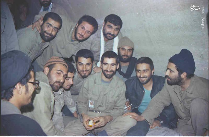 پاسداشت مقام جهادی سردار حاج علی فضلی