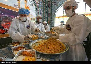 عکس/ طرح اطعام مهدوی در اصفهان