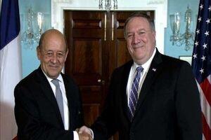 درخواست ضد ایرانی واشنگتن از اروپا