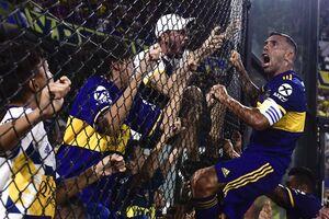 پایان فوتبال در آرژانتین