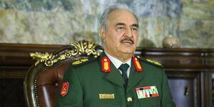 خلیفه حفتر خود را حاکم لیبی اعلام کرد