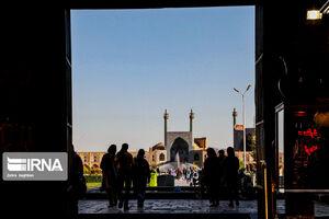 عکس/ بازگشایی اماکن تفریحی اصفهان