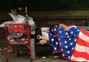 فیلم/ روایت یک بیخانمان از زندگی در لسآنجلس