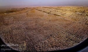 از بزرگترین قبرستان جهان چه میدانید؟ +عکس