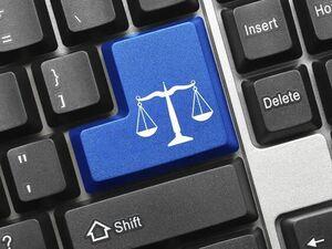 برگزاری نخستین جلسه دادگاه آنلاین +فیلم