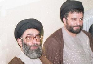 تصاویر/فرمانده پاسدارانِ «قبلهگاهِ تهران»
