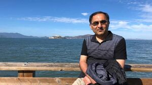 دانشمند ایرانی زندانی در آمریکا به کرونا مبتلا شد