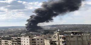 تلفات انفجار عفرین به ۹۶ نفر رسید