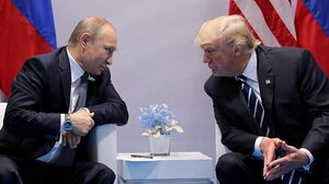 روسیه آمریکا پوتین ترامپ