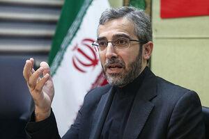 علی باقریکنی: تمام راهبردهای ایران بر اساس شاخصهای حقوق بشری تنظیم میشود