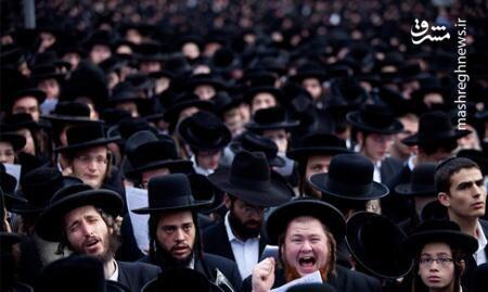 فیلم/ جشن عروسی یهودیان امریکا به صرف کرونا !