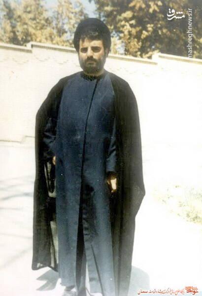 شهید سید احمد نبوی چاشمی
