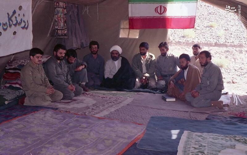 شهید سید احمد نبوی و آیت الله مظاهری