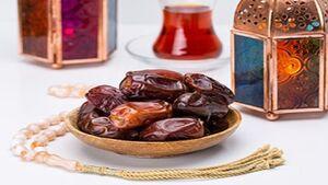 رژیم غذایی ماه رمضان