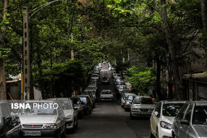 عکس/ تهران شلوغ