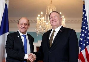 حمایت فرانسه از لغو تحریمهای تسلیحاتی ایران در چارچوب قطعنامه شورای امنیت