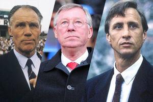 ۱۰ مربی برتر تاریخ فوتبال جهان