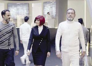 سریال النهایه، با عنوان ضد اسرائیلی، در جهت منابع اسرائیل و آمریکا ساخته شده است