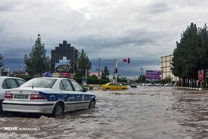 افزایش ۹ درصدی بارندگی در کشور