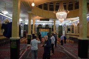 فیلم/ حال و هوای جهادیهای غرب تهران