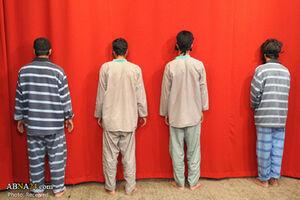 دستگیری تیم ۴ نفره تروریستی در زاهدان