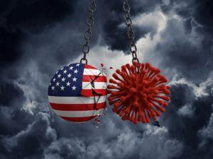 ویروس کرونا نشان داد آمریکا صرفاً یک ببر کاغذی است/ آمریکا دچار زوال سیاسی شده است