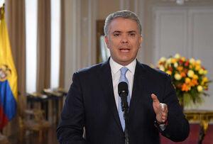 رئیس جمهور کلمبیا