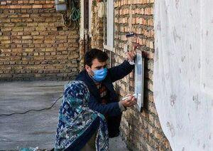 عکس/ معلمی بدون مرز