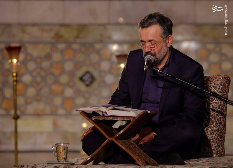 صوت/ دعای کمیل با نوای حاج محمود کریمی